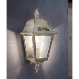 Ferroluce Gorizia A109 AP Lampada Parete Esterno 1 Luce