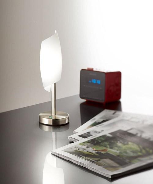 FABAS Roxie 3300 30 178 Lampada Moderna da Tavolo a LED 8w