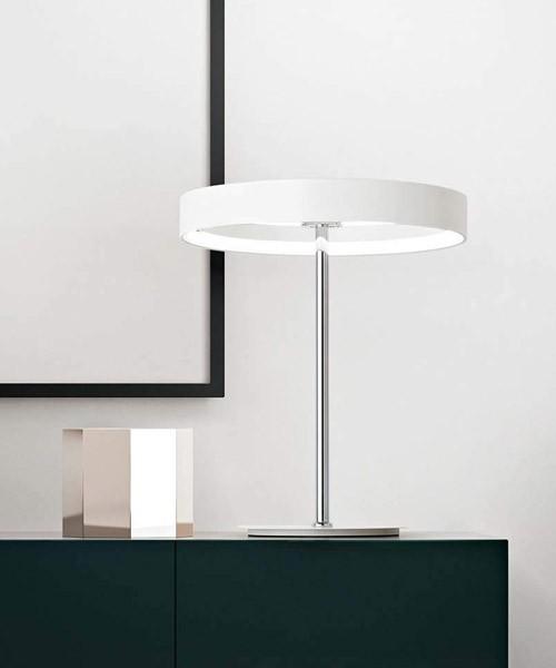 FABAS Double 3474-30-102 Lampada Moderna da Tavolo a LED 22w