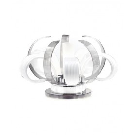 Micron Mama M3125 Lampada Tavolo 1 Luce 3 Colori