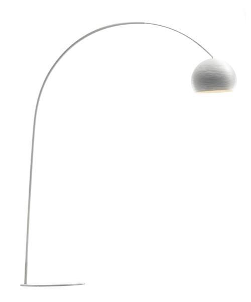 Micron Pandora 3/4 Lampada Terra Ø 35cm. 3 Colori LED