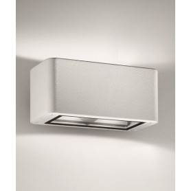 PERENZ 5908 Lampada da Parete per Esterno Led 2 Colori