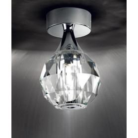Micron Still M5110 Lampada Soffitto Cristallo