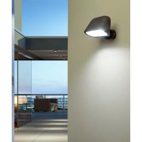 Faro Sentinel Lampada Parete da Esterno 2 Colori R.E