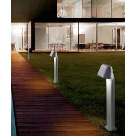 Faro Sentinel Lampada Terra da Esterno 2 Colori R.E