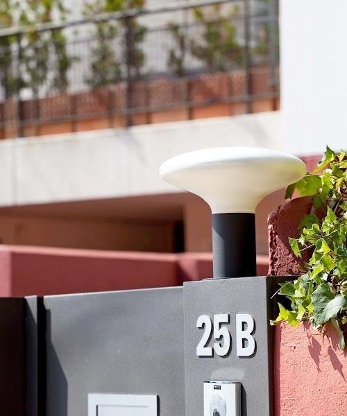 Faro Blub's 74433+74430 Lampada Terra da Esterno R.E