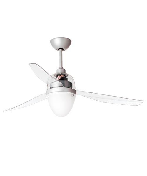 Italexport Swing 1251 Ventilatore da Soffitto LED Trasparente