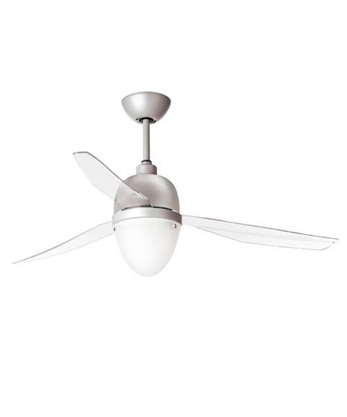 Italexport Swing Metal Ventilatore da Soffitto LED 2 Colori