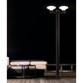 Faro Blub's  Lampione 2 Luci R.E