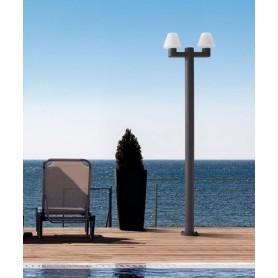 Faro Mistu Lampione 2 Luci R.E