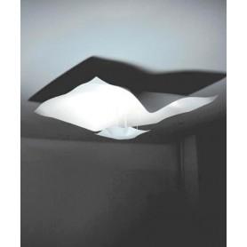 Knikerboker Crash PL100x100 Lampada da Soffitto 3 Colori LED