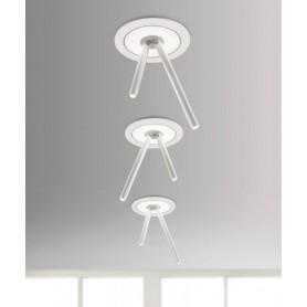 Axo Light Mind-Led Virtus 3000K° Lampada LED Soffitto ad Incasso
