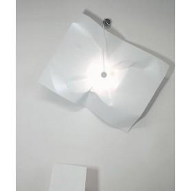 Knikerboker Crash P100 Lampada Parete 3 Colori LED