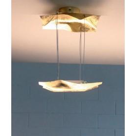 Knikerboker Piccola Crash Lampada da Soffitto 3 Colori LED