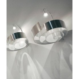 Knikerboker Spirale P35 Lampada da Parete 9 Colori