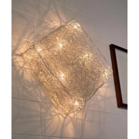 Knikerboker Quadro P45 Lampada da Parete/Soffitto LED