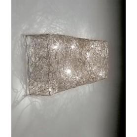 Knikerboker Quadro P100x25 Lampada da Parete/Soffitto LED