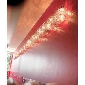 Knikerboker Quadro P220x20 Lampada da Parete/Soffitto LED