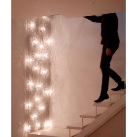 Knikerboker Quadro P60x160 Lampada da Parete/Soffitto LED