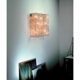 Knikerboker Quadro P25x25 Lampada da Parete/Soffitto LED