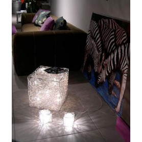 Knikerboker Qubo T40 Lampada da Terra