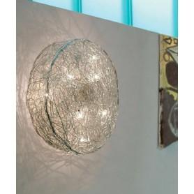 Knikerboker Rotola P40 Lampada da Parete/Soffitto LED
