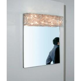 Knikerboker Specchio Lampada con Specchio LED
