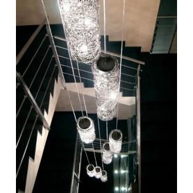 Knikerboker Cilindro S Lampadario LED
