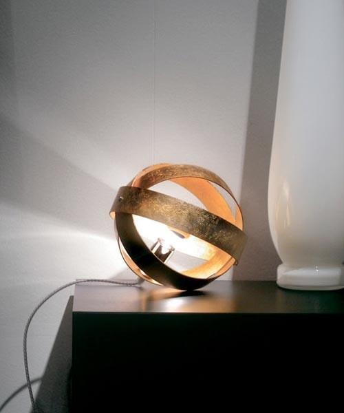 Knikerboker Ecliptika T12 Lampada Tavolo 10 Colori