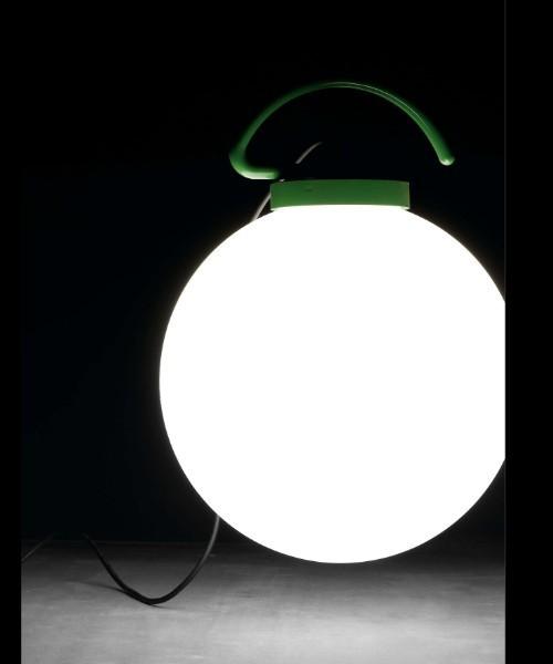 Faro Nuk 70485 Lampada Moderna Portatile da Esterno Verde