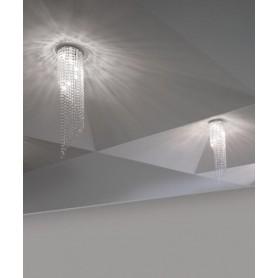 ANTEALUCE Astrid 5751.20.135 Lampada Soffitto Cristallo 5 Colori
