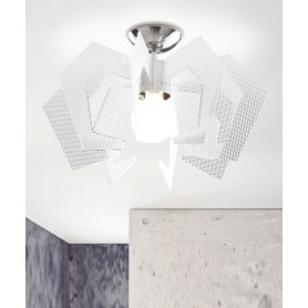 Artempo Sky Mini Spider Diamante 125D Lampada Soffitto R.E