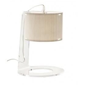 Artempo Strass Lampada Tavolo 2 Colori R.E