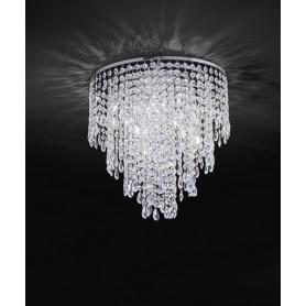ANTEALUCE Astrid 5752.45 Lampada Soffitto Cristallo