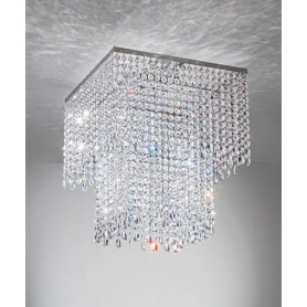 ANTEALUCE Fair 5996.50 Lampada Soffitto Cristallo
