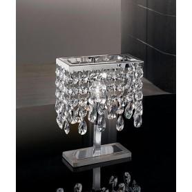 ANTEALUCE Fair 5997.20 Lampada Tavolo Cristallo