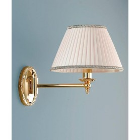 ANTEALUCE Grand Hotel 4694.1 Lampada Parete Fissa