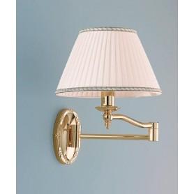 ANTEALUCE Grand Hotel 4694.2 Lampada Parete Snodabile