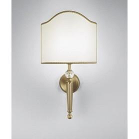 ANTEALUCE Venice 5474.2 Lampada Classica Parete 2 Colori