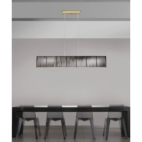 Axo Light Clavius SP 140 LED Lampada Sospensione 4 Colori Led