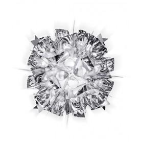 Slamp Veli Silver Lampada Parete/Soffitto 2 Luci R.E