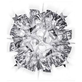 Slamp Veli Silver Large Lampada Parete/Soffitto 3 Luci R.E