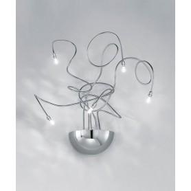 ANTEALUCE Sagitta 5574.10 Lampada Parete 10 Luci