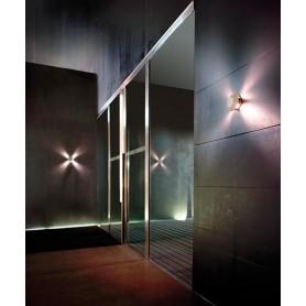 Axo Ligth Mind-Led Adamas 4 3000K° Lampada LED Parete
