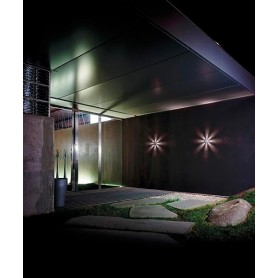 Axo Ligth Mind-Led Adamas 8 3000K° Lampada LED Parete