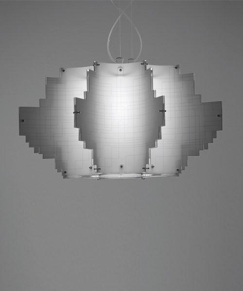 Artempo Nuvola Bianco 106B Lampada Sospensione R.E