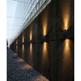 Axo Ligth Mind-Led Fragmenta 3000K° Lampada LED Parete