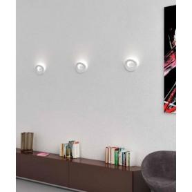 Axo Ligth Mind-Led Momus Mini 3000K° Lampada LED Parete