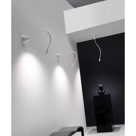 Axo Ligth Mind-Led Voluptas Swicth 3000K° Lampada LED Parete