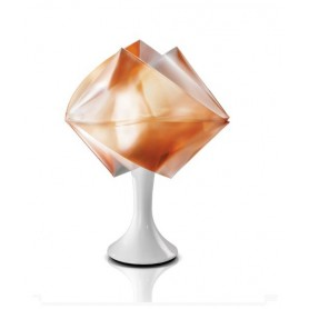 Slamp Gemmy Prisma Table Color Lampada Tavolo Ambra